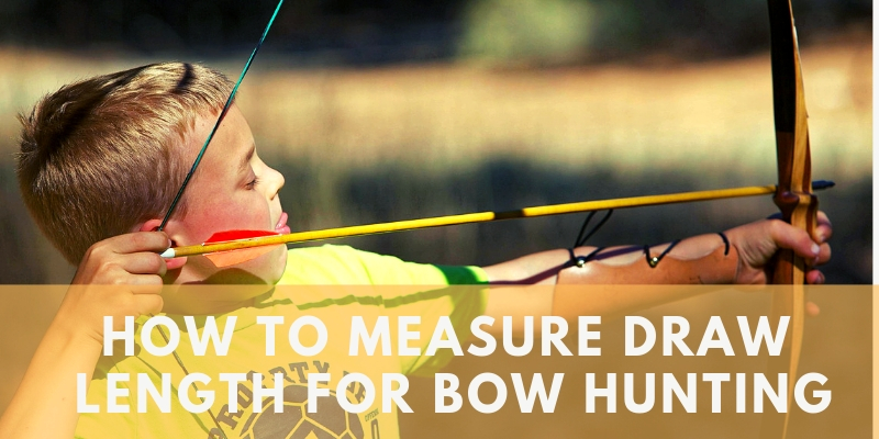 How to Measure Draw Length for Bow Hunting