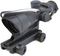 Trijicon ACOG 4x magnification
