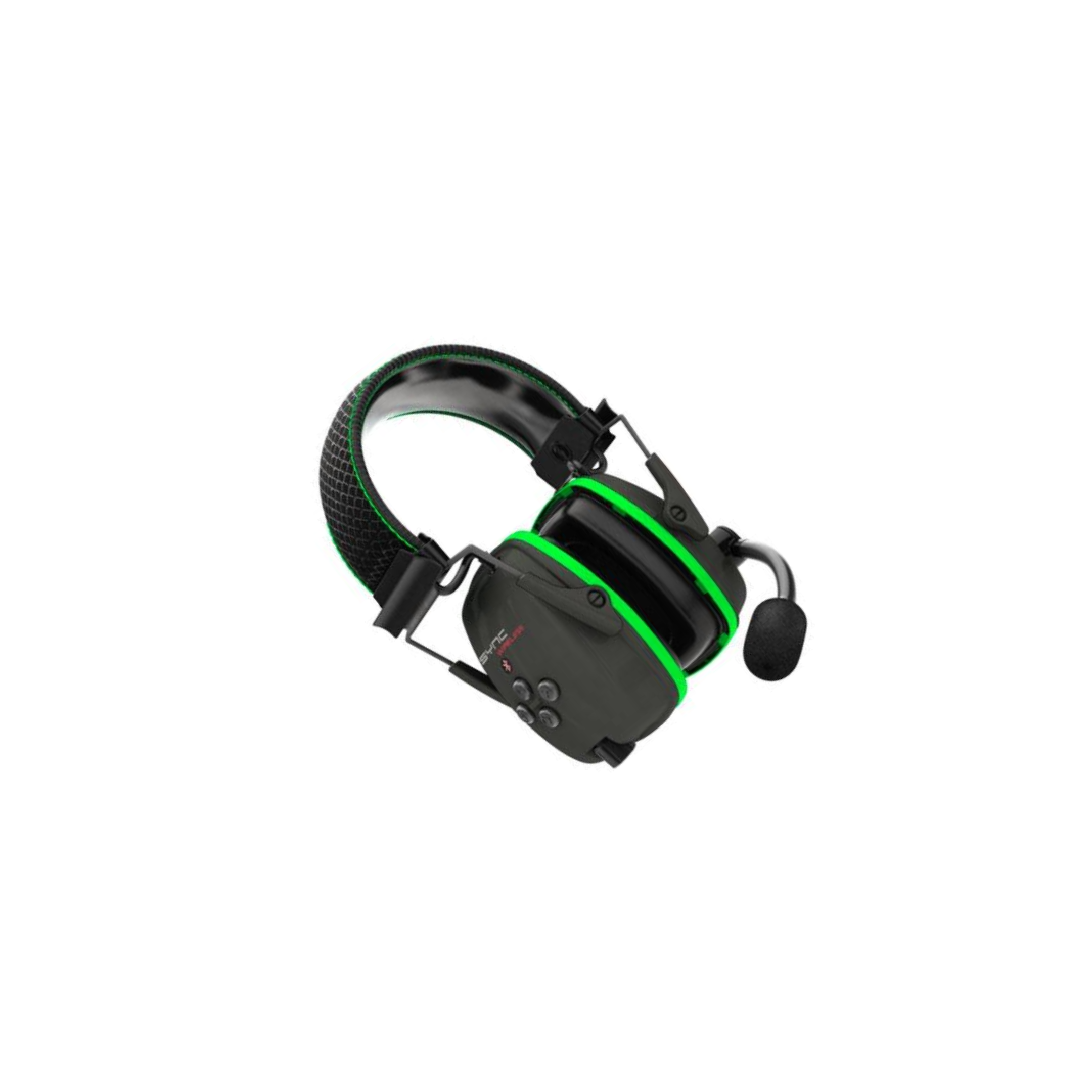 A set of Honeywell's Sync Wireless Earmuff for hunting