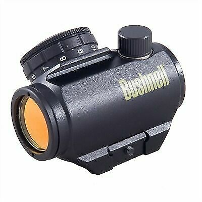 Bushnell Optics TRS-25 Hirise 1x25mm Red Dot Riflescope with Riser Block, Matte Black