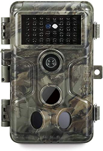 Campark Mini Trail Camera 16MP 1080P HD Game Camera Waterproof Wildlife Scouting Hunting Cam