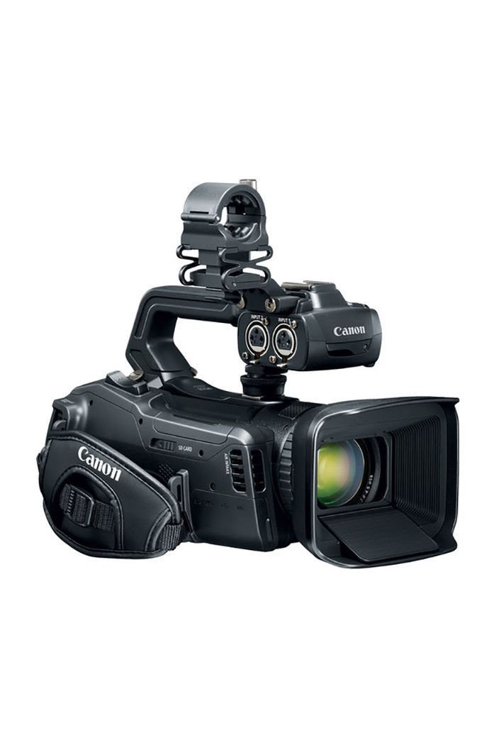a canon fx400 4k camcorder for deer hunting