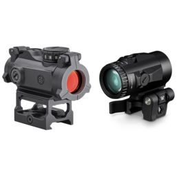 Sig Sauer Romeo MSR RED DOT Sight for deer hunting