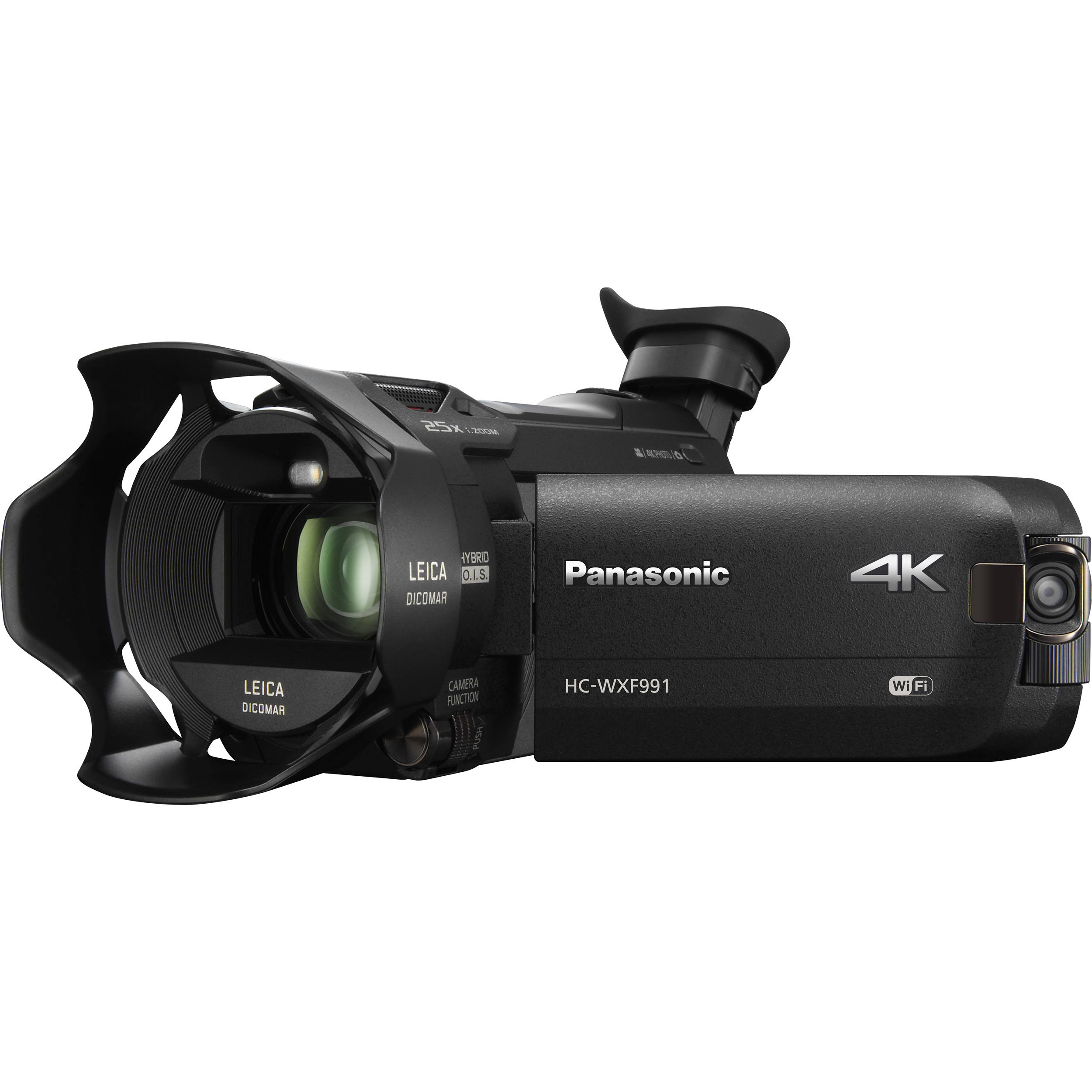 Panasonic 4K Cinema-Like Video Camera Camcorder HC-WXF991K for deer hunting