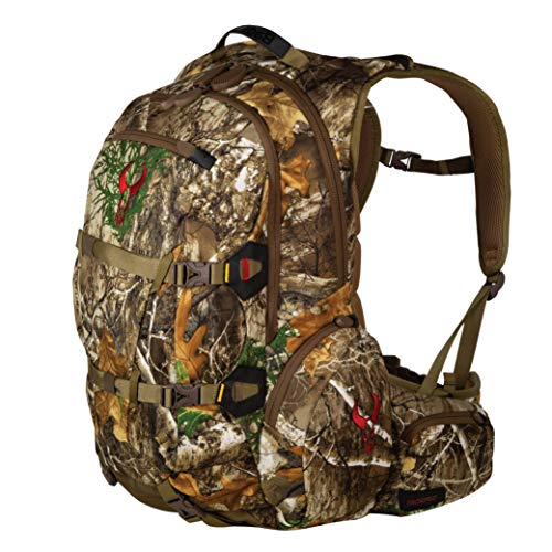 a realtree camouflage Badlands Superday Hunting Daypack for elk hunt