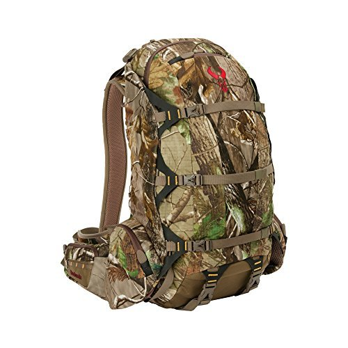 Badlands 2200 Hunting Backpack with Built-in Meat Hauler