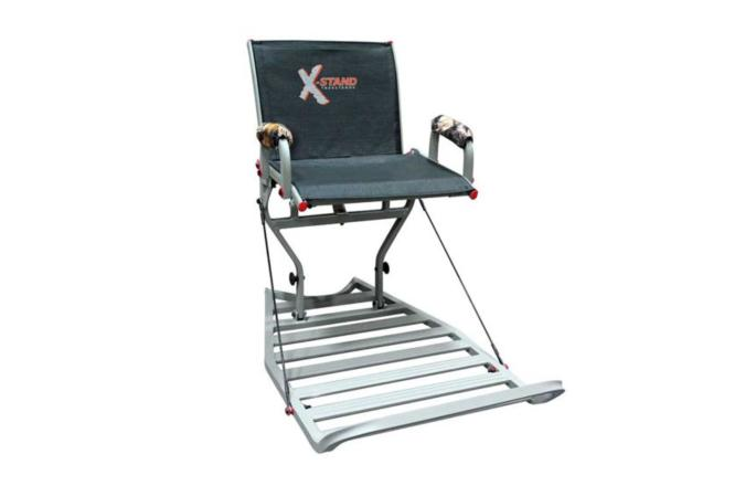 X-Stand Treestands The Jester Aluminum Hang-On Hunting Tree Stand