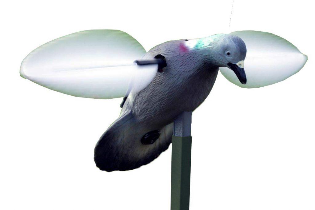 MOJO Outdoors Pigeon Decoy, Small 51-55cm